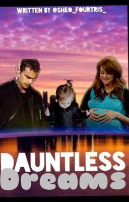 """You should read """"Dauntless Dreams"""" on #wattpad #fanfiction"""