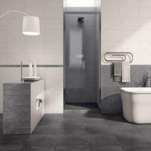 Piastrelle per rivestimento bagno e cucina effetto opaco moderno naxos serie le marais ...
