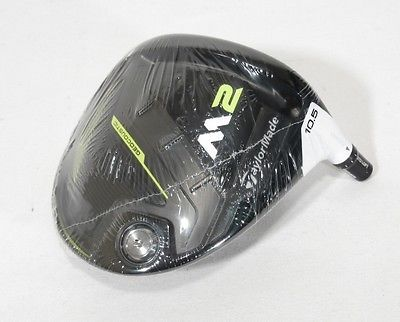 NEW TaylorMade '2017 M2 460 10.5 DRIVER -HEAD- w/ Adapter