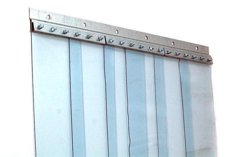 Made To Measure Pvc Strip Curtains Rdw023 Redwood Strip Curtains Energy Saving Industrial Pvc Strip Door Curtains Werkplaats