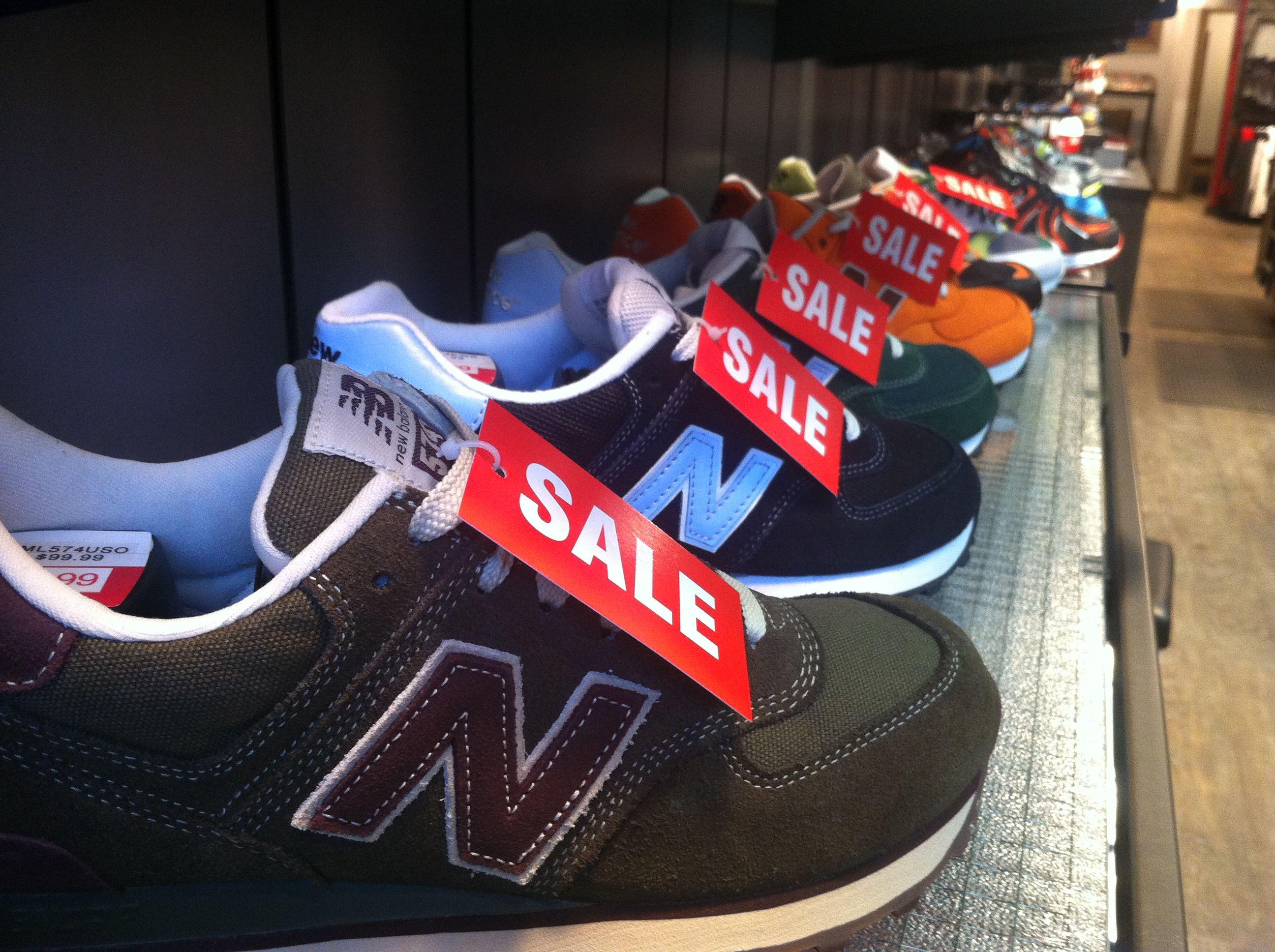 new balance sale toronto