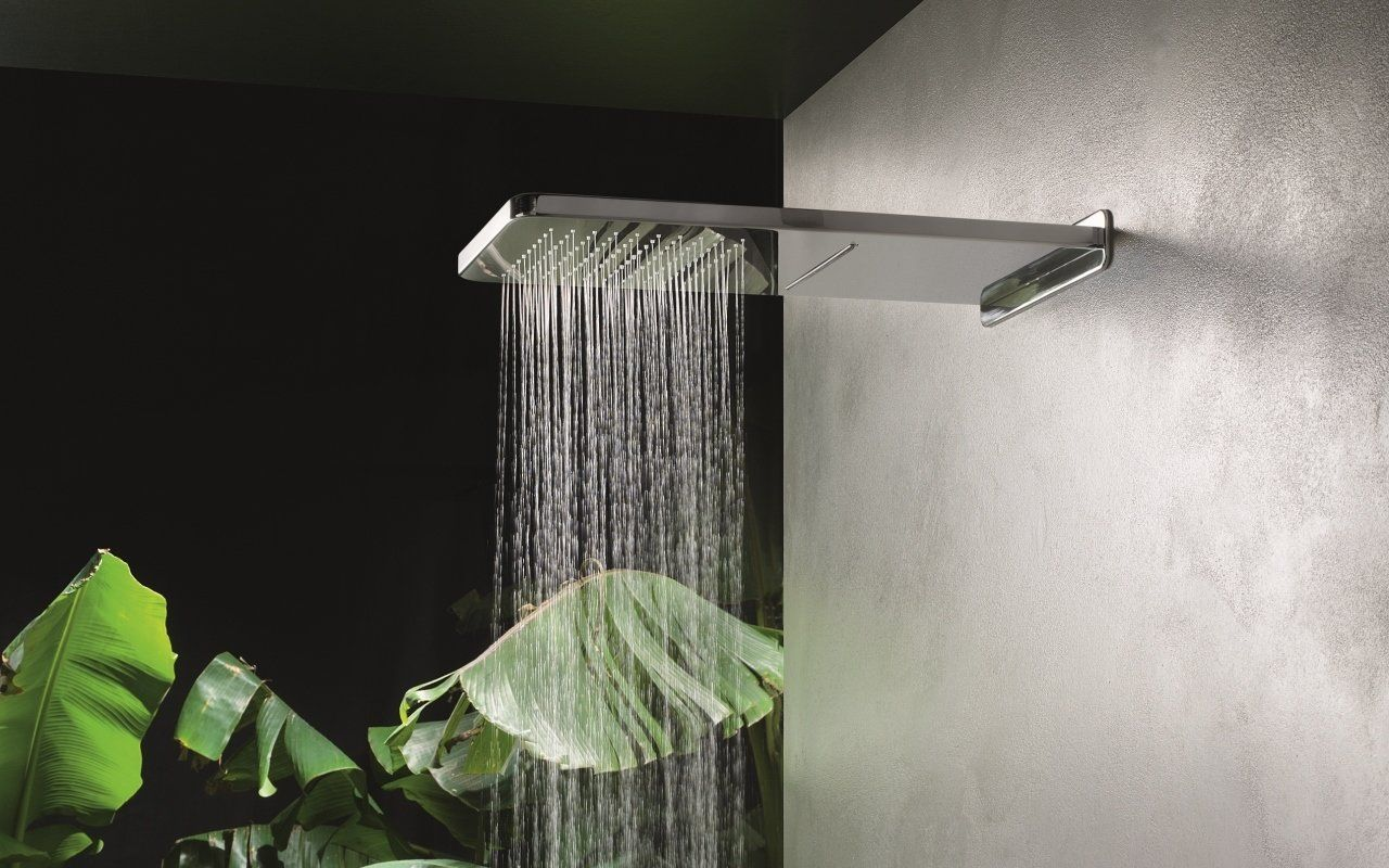 Spring Rc 590 310 A Wall Mounted Shower Head With Images