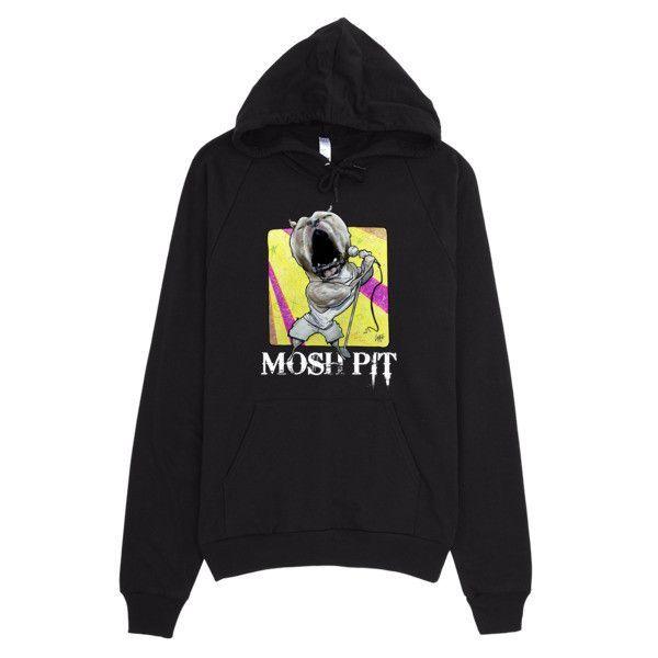 Mosh Pit Pullover Hoodie