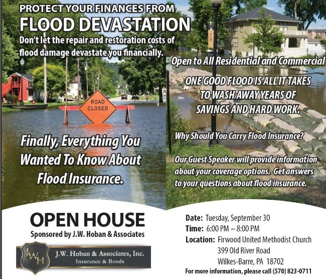 Flood Myth 1 I Don T Need Flood Insurance I M Not In A Flood