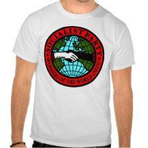 The Socialist Party Usa Spusa Or Soc Tee Shirts Mens Tops Tee Shirts Mens Tshirts
