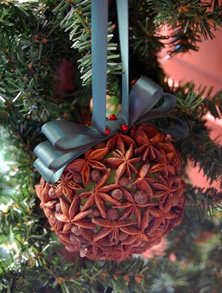 Star Anise Ornament Christmas In July Smoothfoam Christmas Ornaments Victorian Christmas Decorations Homemade Christmas Tree