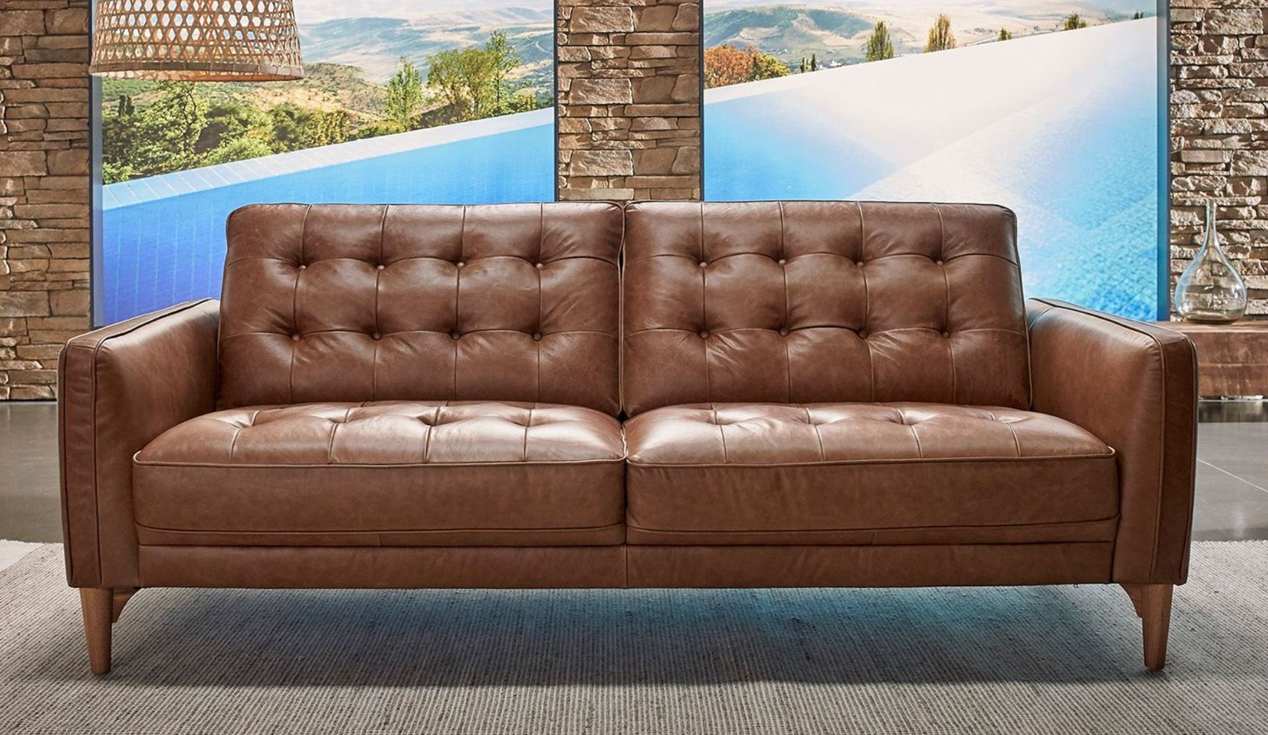 Josie By Nick Scali Two And Two And Half Seater Small Range Of