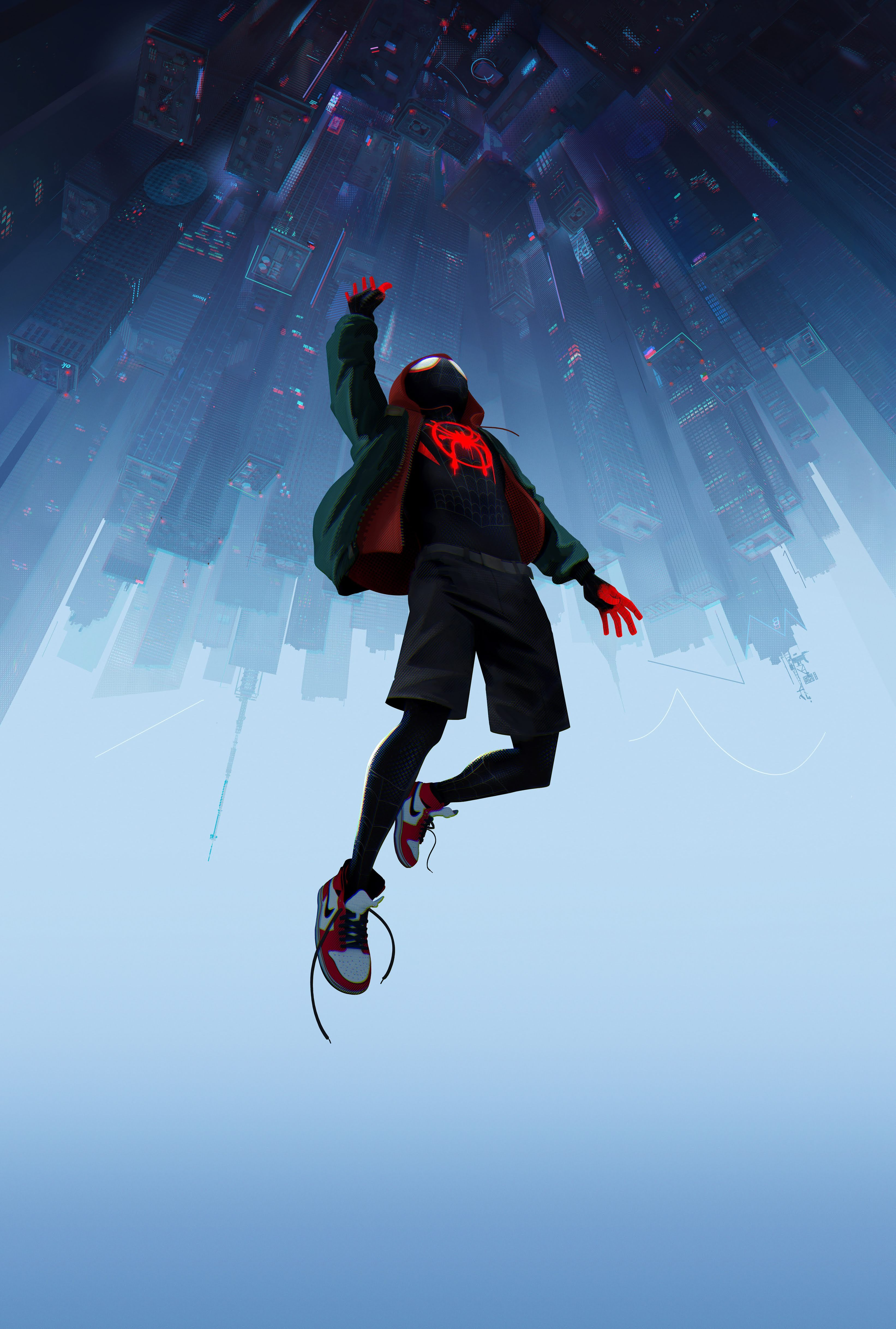 Spider Man Into The Spider Verse Cosplay 2018年公開アニメ映画の