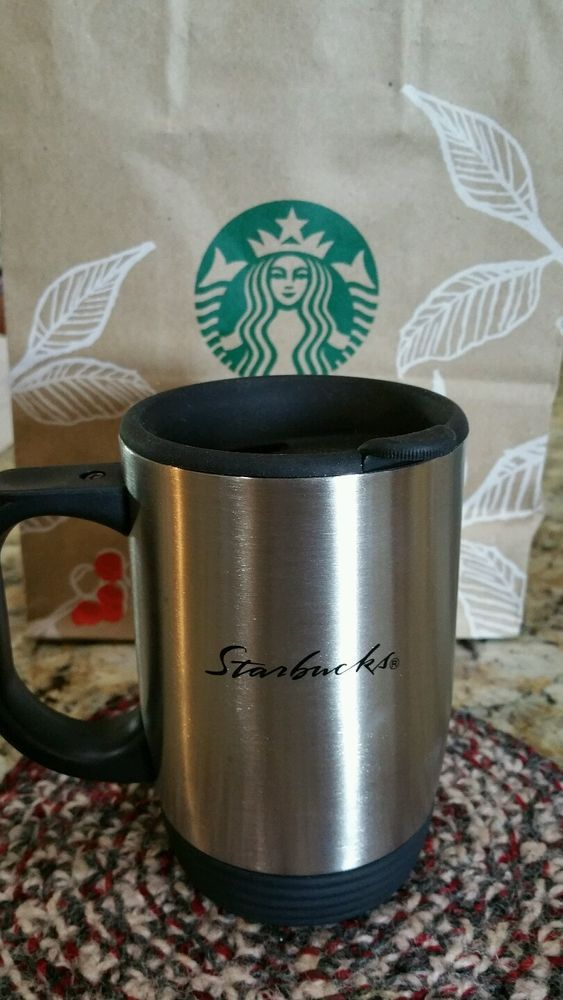 What that Starbucks stainless steel chubby mug phrase