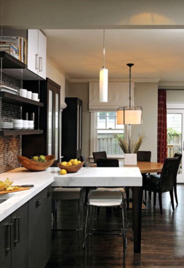 Decoracion cocinas desayunador cocina pinterest kitchens decoracion cocinas desayunador thecheapjerseys Images