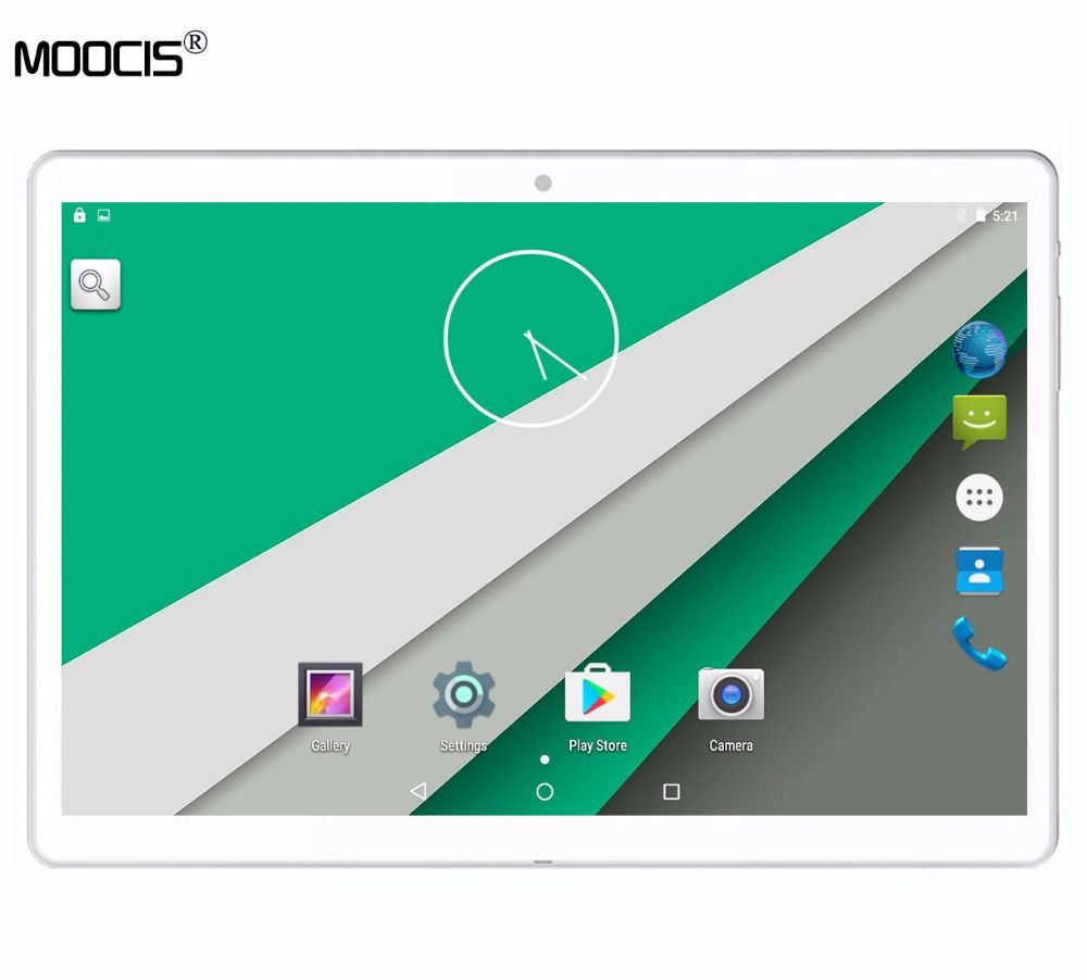 Moocis New 10 1 Inch Tablet Pc 1920 1200 4glte Phone Call Android