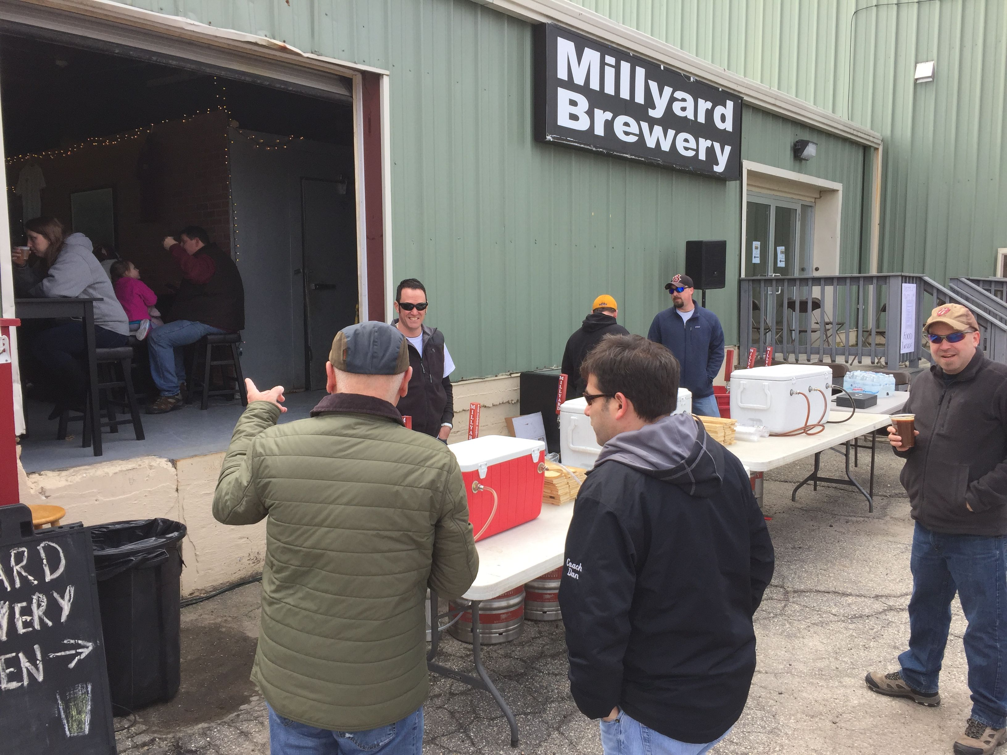 Pin by Millyard Brewery on MIllyard Brewery (With images