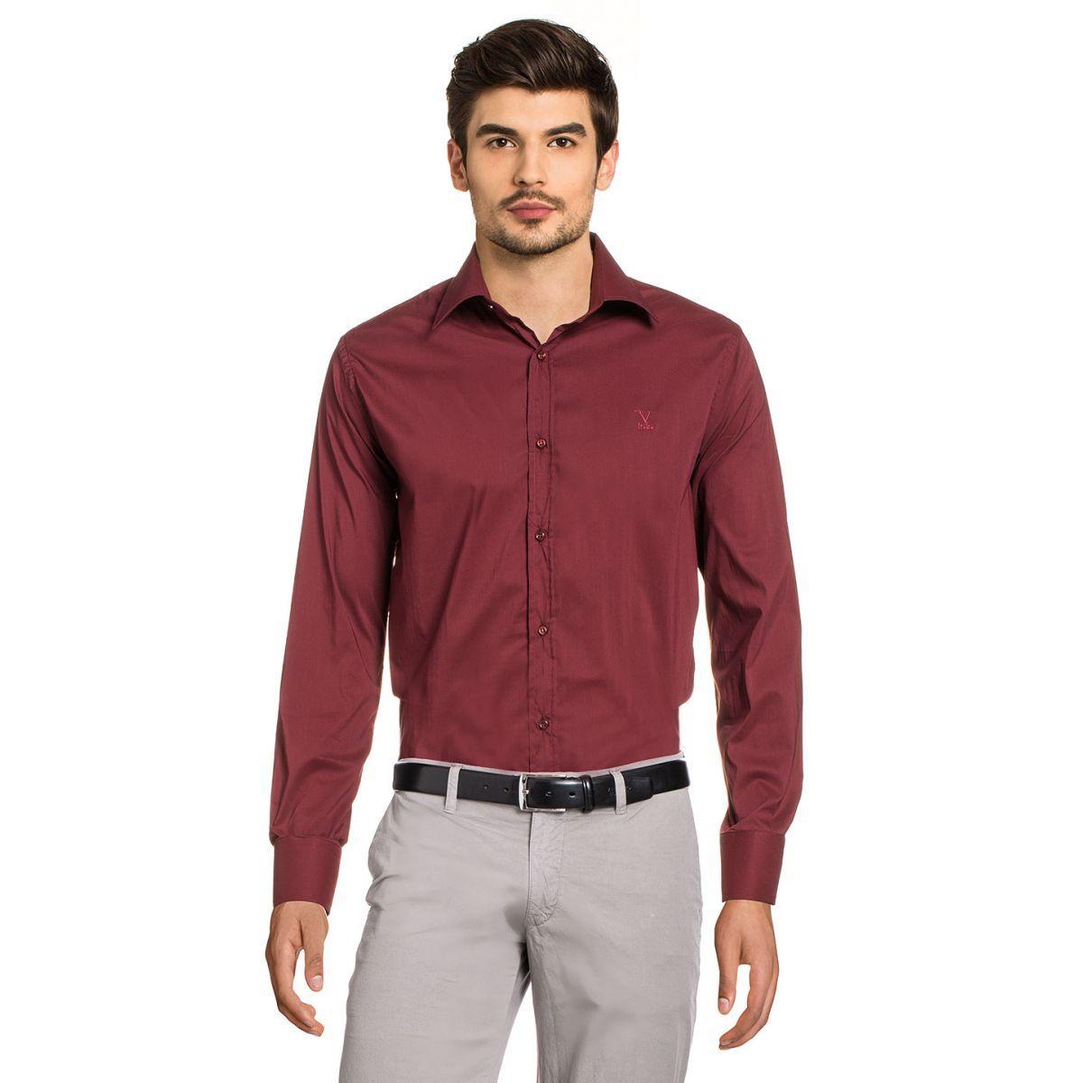 Versace 19.69 Abbigliamento Sportivo Srl Milano Italia Mens Fit Modern Classic Shirt 377 ART. 12