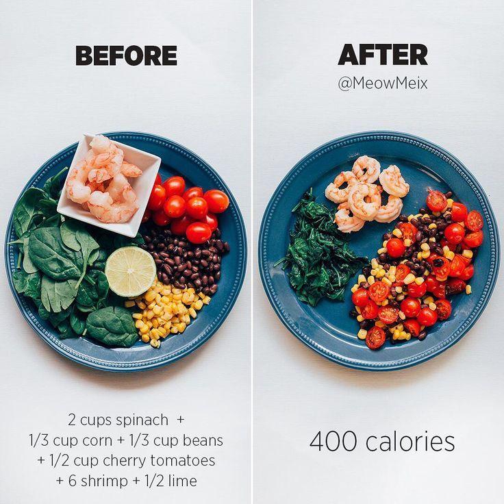 Photo of Mittagessen mit 6 Zutaten  Diese farbenfrohe, leicht zu fül…