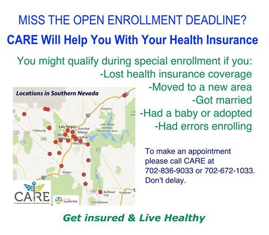Get Insured Live Healthy Open Enrollment Got Married