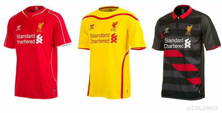 New Liverpool 14-15 (2014-15) Home ff8e67bc5