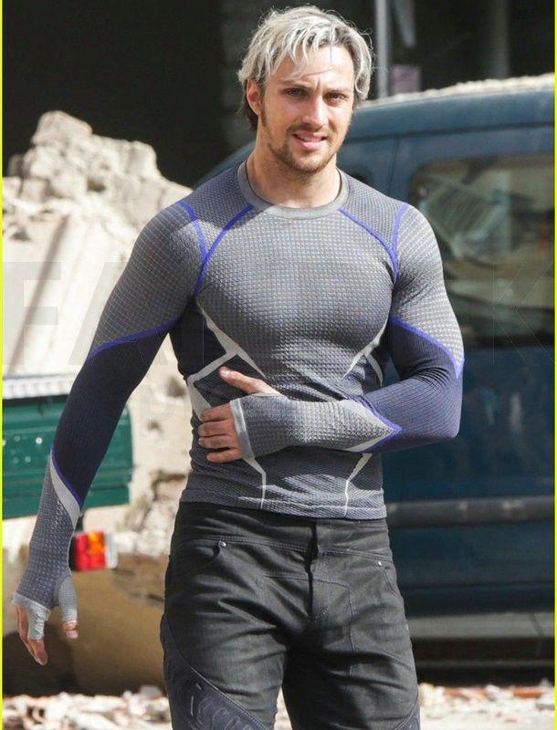 Avengers Quicksilver 2 costume images