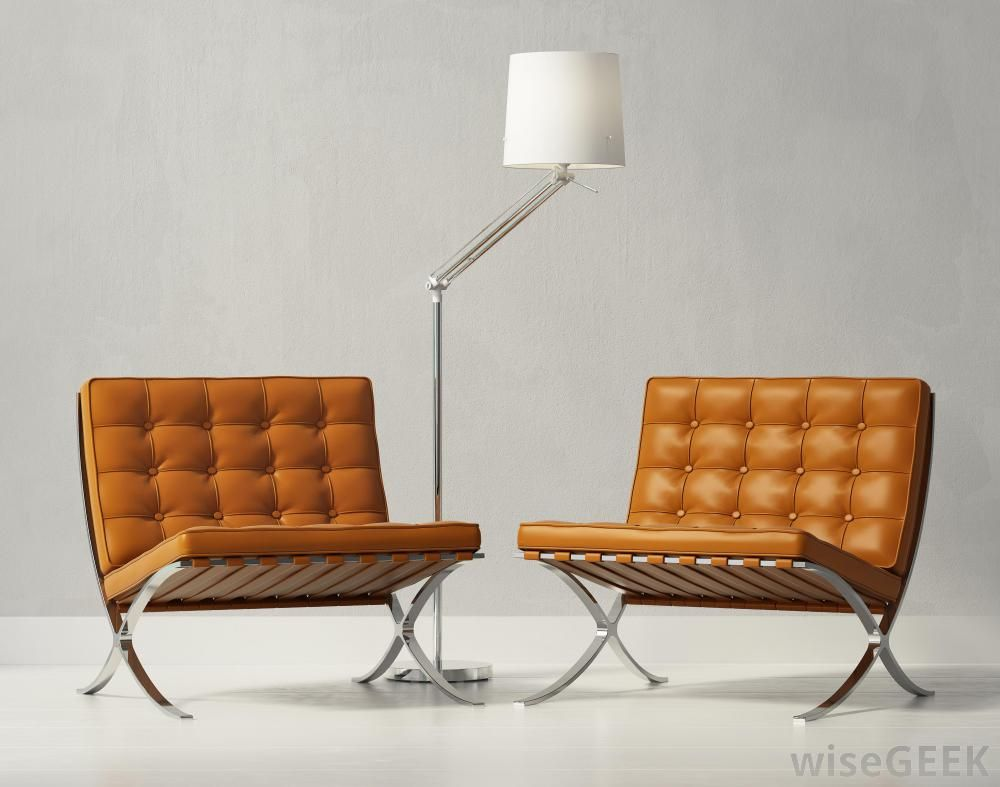 Modern furniture is furniture that was built in the second half of