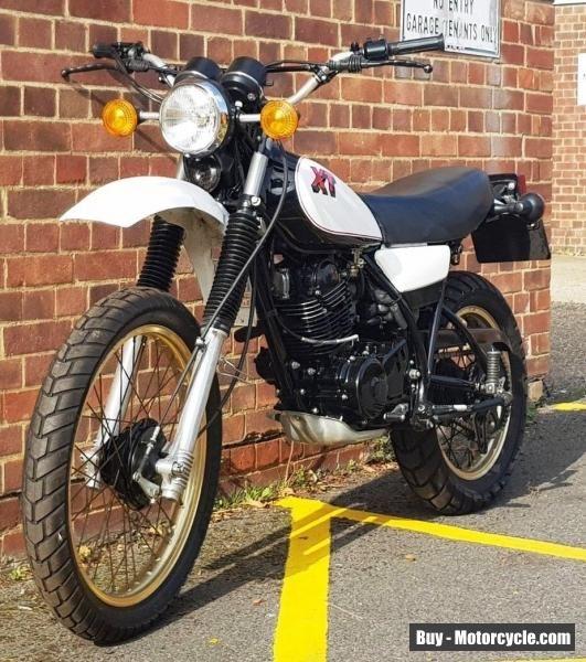 1980 Yamaha Xt250 Ground Up Restoration Yamaha Xt Forsale Unitedkingdom Enduro Motorcycle Motorcycle Buy Motorcycle