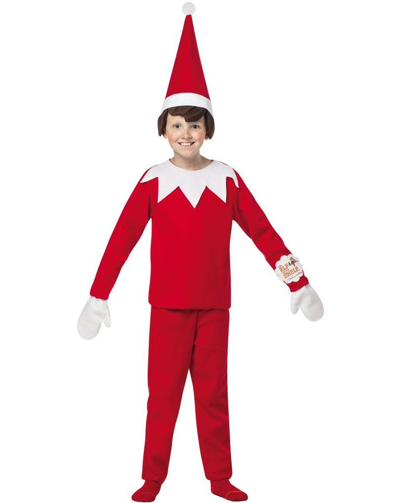 Elf On The Shelf Boys 7 10 With Images Baby Halloween