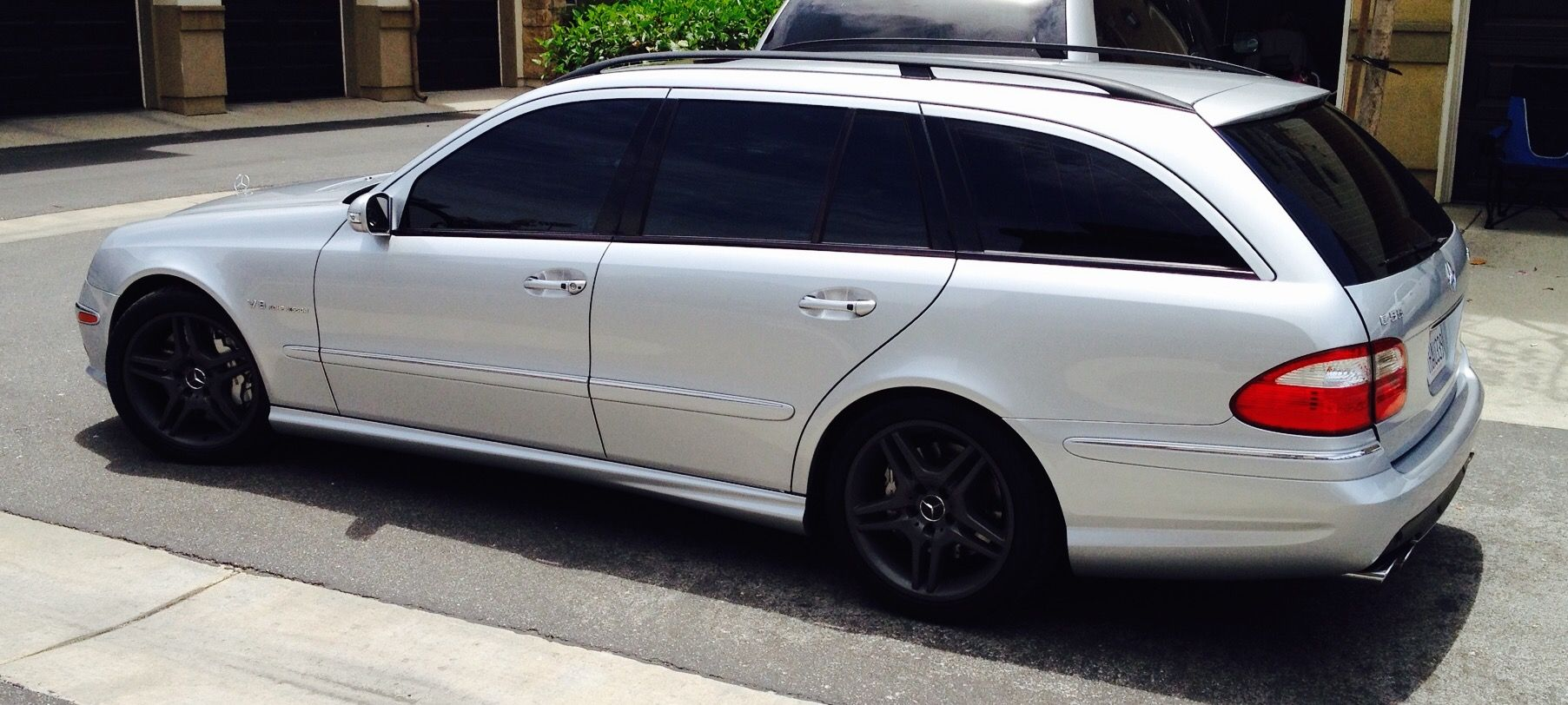 2006 E55 AMG wagon | Vehicles | Mercedes benz, E55 amg, Benz