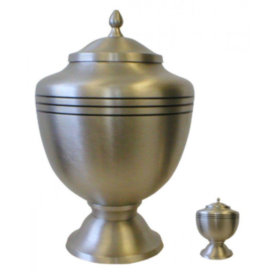 UrnsDirect2U Classic Lined Chalice Urn - 9604-11