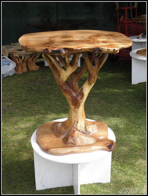 Weird and Wonderful Wood Fair. Haughley Park, via Flickr.