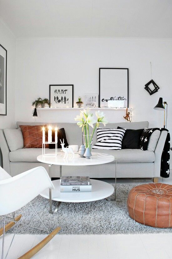 Simple But Chic Look 130 Gorgeous Living Room Design Ideas In