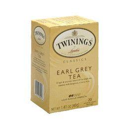 ♥ Twinnings Earl EArl grey ♥ love above all things