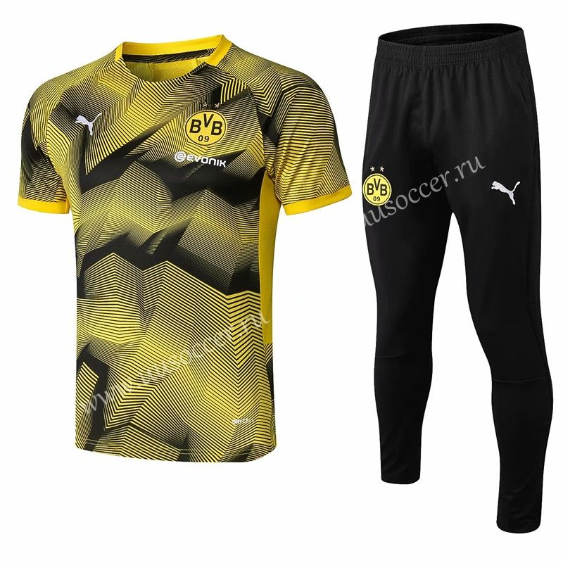 59f696777 2019-2020 Juventus Purple with word Thailand Polo Uniform-815 · 2018-2019  Borussia Dortmund Yellow PrintingThailand Short-sleeved Tracksuit-815