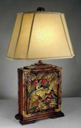 Asian Table Lamps New Archaic Vintage Brass Asian Japanese Table Lamps And Asian Table