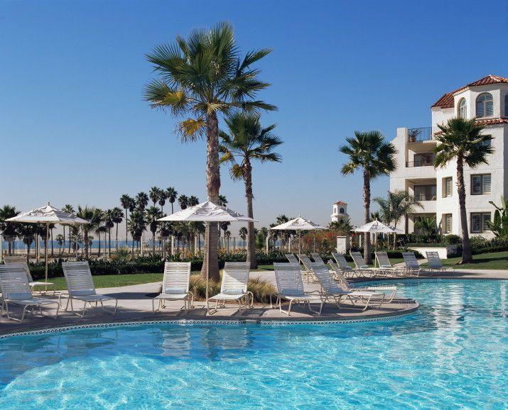 Hyatt Regency Huntington Beach CA, absolutely beautiful resort