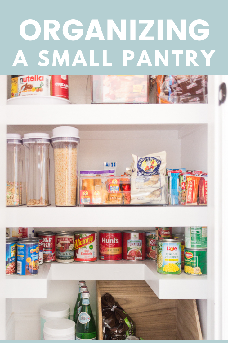 tips for organizing a small pantry small pantry small pantry organization diy home decor on kitchen organization diy id=85693