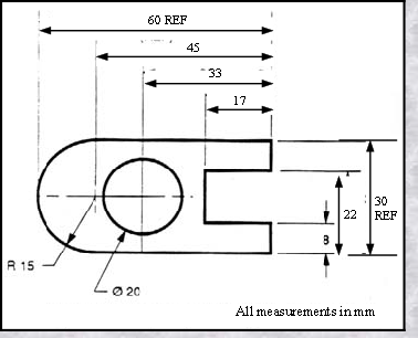 Good Example Of Reference Dimensions 231 Izimler