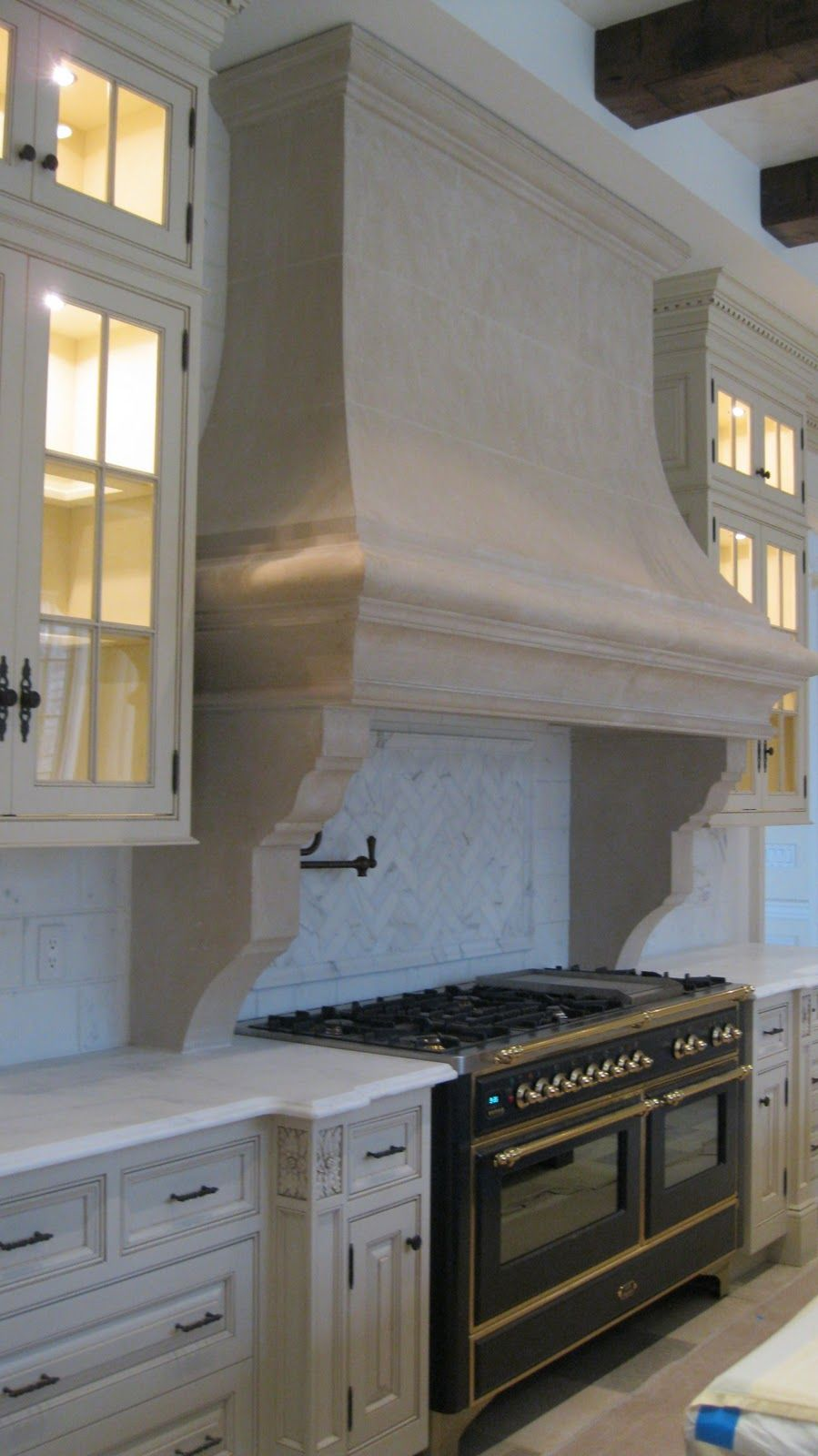 The Enchanted Home: french kitchens | Kitchens | Pinterest | Küche