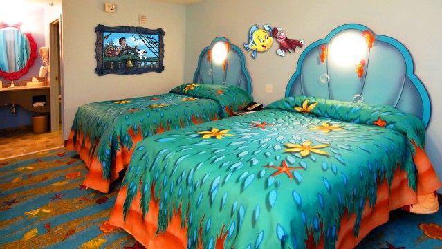 Art Of Animation Resort Cars Room