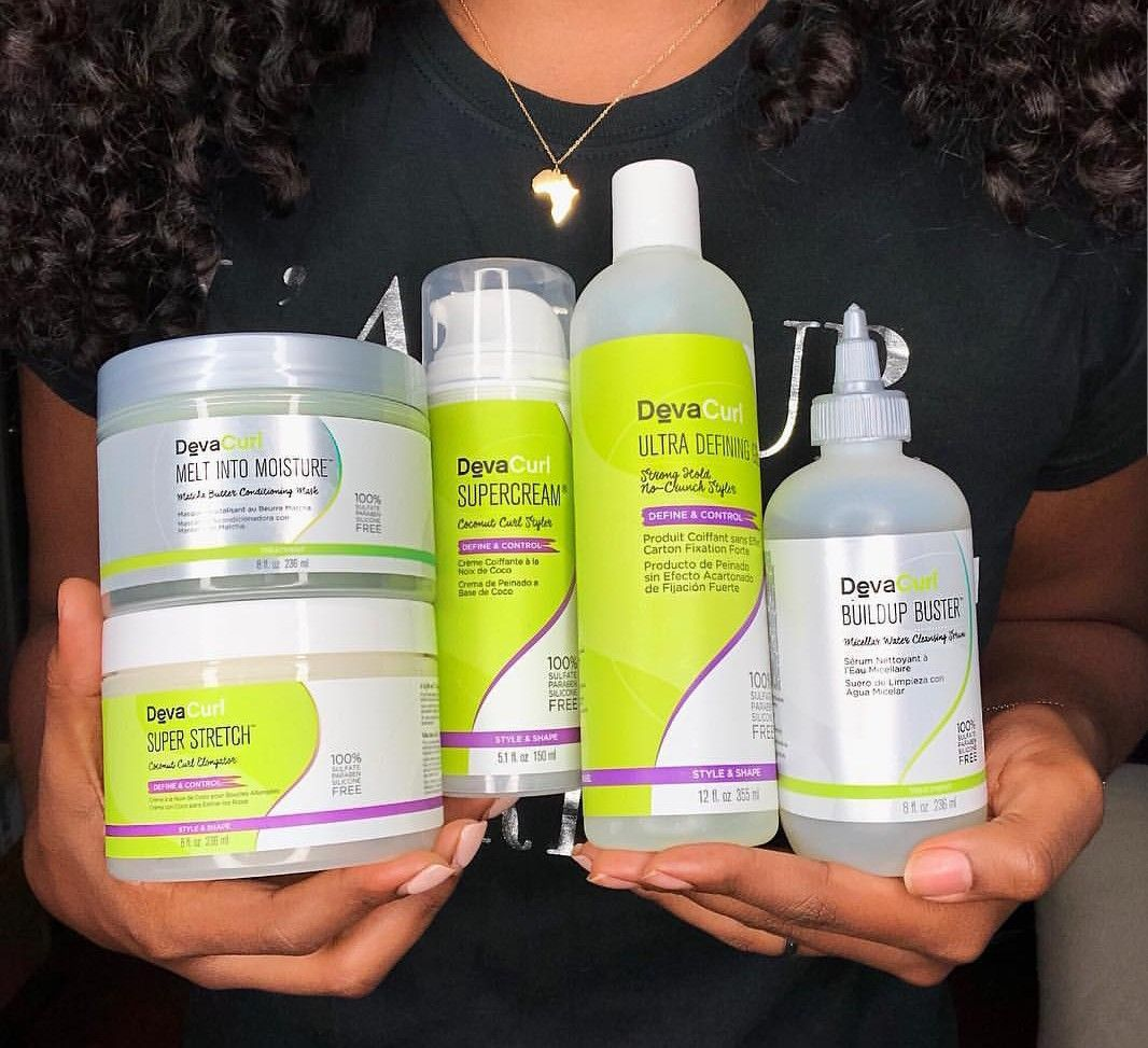 Deva Curl I Stay Away From This Entire Line Of Products Did Not