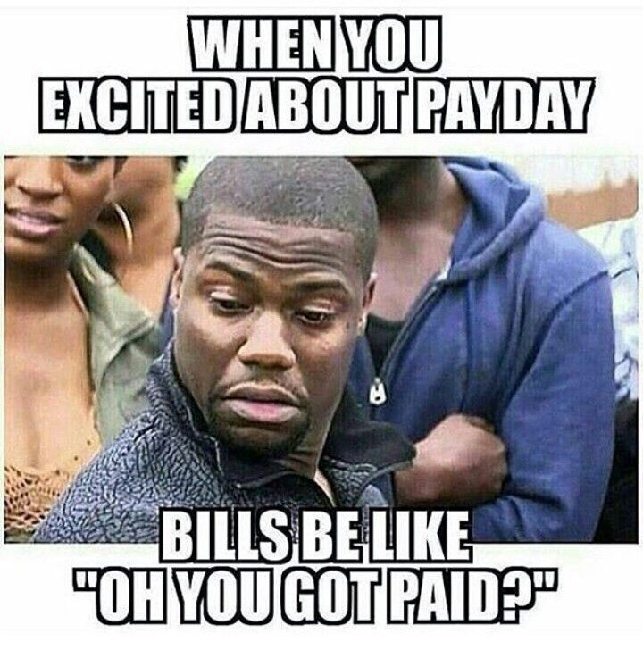 Image result for funny payday memes