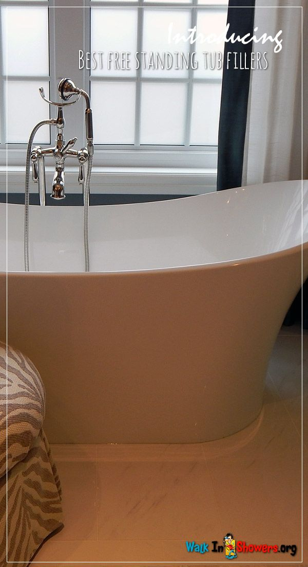Stylish Ideas For Your Free Standing Tub Filler ~ http ...