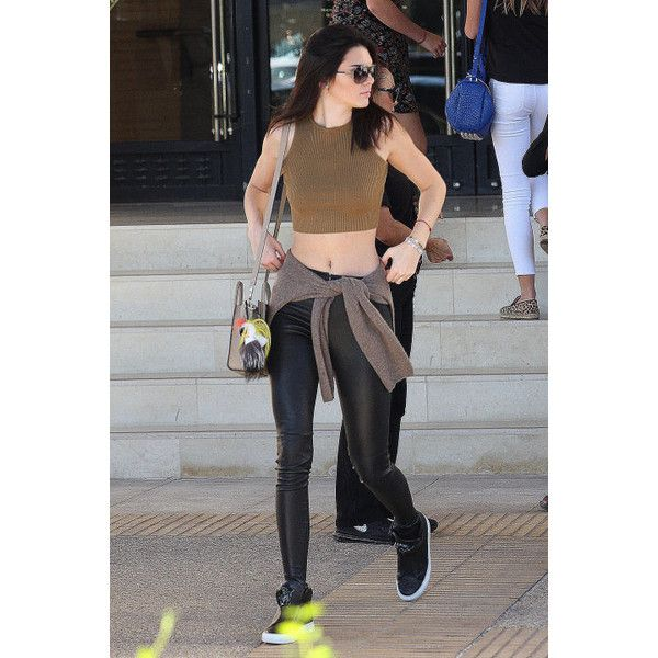 56 Super Cute Outfit Ideas From Kendall And Kylie Jenner Liked On Polyvore Featuring Kendall En
