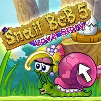 Caracol Bob 5 Love Story Animal Juegos Kunigames Com Juegos Gratis En Línea Bob Caracoles Juegos