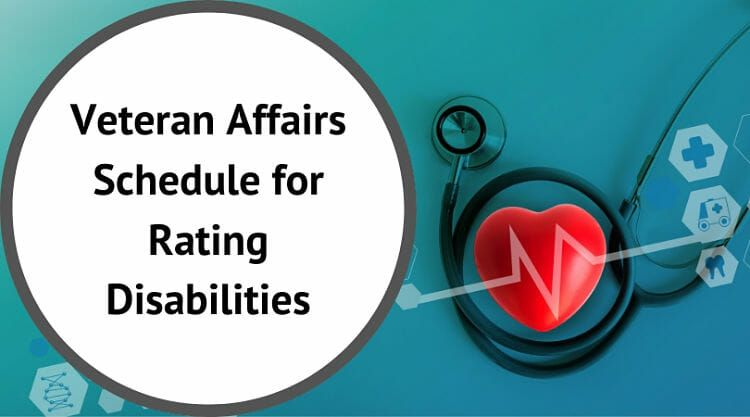 Veteran Affairs Schedule For Ratings Disabilities Vasrd In 2020