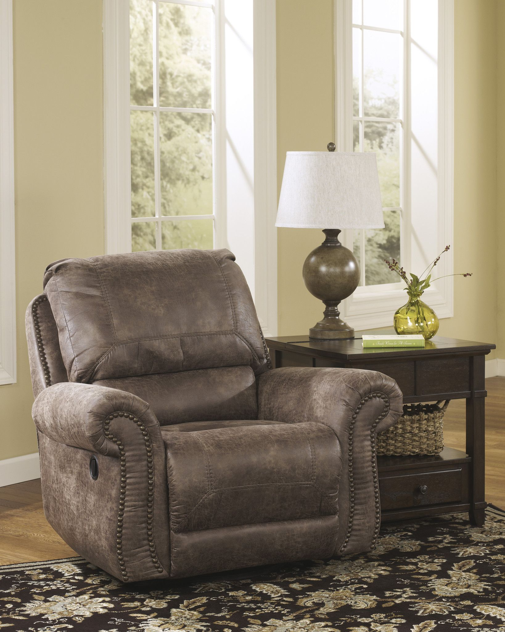 Oberson Swivel Glider Recliner  Outfit My Home  Recliners Alluring Living Room Recliners Decorating Inspiration