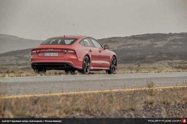 Audi RS 7 Sportback Arrives in Australia - Fourtitude.com