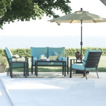 Wonderful Add Comfort And Style To Your Patio With This SONOMA Goods For Life Acadia  Outdoor Furniture Collection.