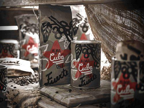 Alma de Cuba gourmet coffee