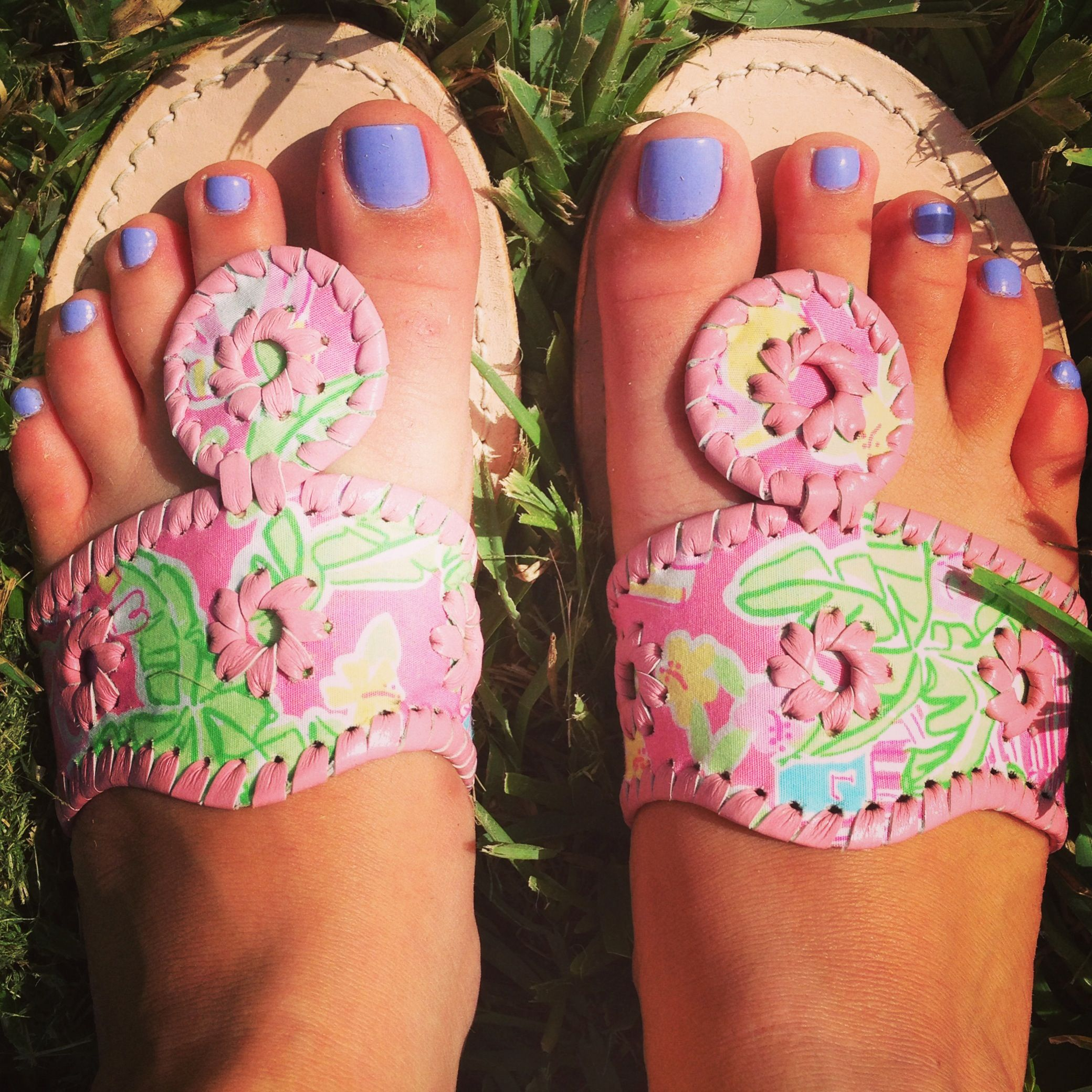 special edition Lilly Pulitzer inspired Jack Rogers #want #prep