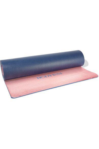 Pink Printed Metallic Yoga Mat Bodyism Yoga Mat Prints Yoga
