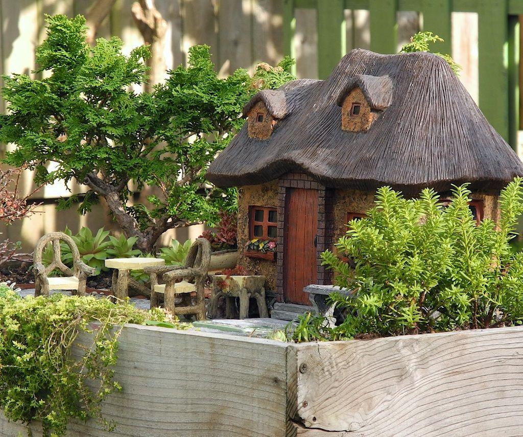 Charming How To Get The Garden Into Your Fairy Garden