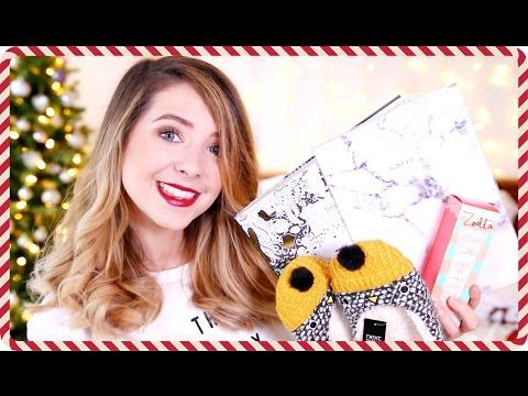 Christmas gift ideas zoella ombre
